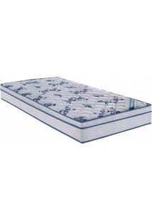 Colchão Solteiro Molas Nanolastic Comfort Pró Spring (20X88X188) Branco