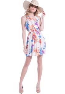 Vestido Laco Paloma Estampado - Feminino