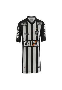 Camisa Atlético Mineiro 2018 – Jogo I S/N Topper Juvenil - 4201666-133