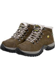 Bota Tchwm Shoes Adventure Rato Marrom