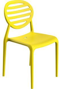 Cadeira Stripe Limão Siciliano