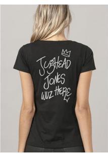 Camiseta Bandup! Riverdale Jughead - Feminino