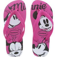 4c2d38d5e Centauro. Chinelo Havaianas Top Disney Cf Minnie - Feminino ...