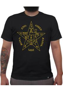 Bruxaria Moderna - Camiseta Clássica Masculina