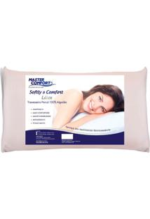 Travesseiro Softly Comfort Branco