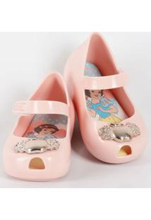 e8ff7d726c Sapatilha Infantil Princesas Love Baby Grendene Kids