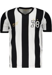 Camisa Santos Retrô 1978