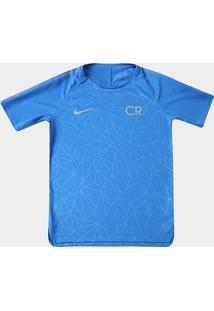 Camisa Infantil Nike Cr7 Dry Squad Top - Masculino