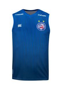 Camiseta Regata Do Bahia 2020 Esquadrão - Masculina - Azul