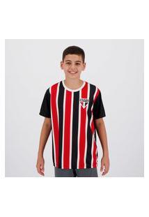 Camisa São Paulo Change Infantil Preta