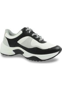 778898779 Tênis Ugly Sneaker Dakota Feminino - Feminino-Preto