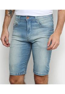 Bermuda Jeans Hd 5298A Masculina - Masculino