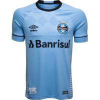 0a48f0c294 Camisa Oficial Umbro Grêmio Charrua Fan 2018