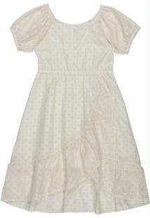 Vestido Laise Off White