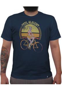 Feel Allright - Camiseta Clássica Masculina