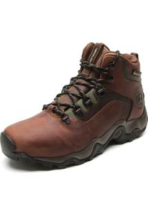 Bota Couro Timberland Black Forest Marrom