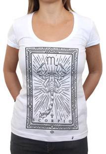 Scorpio - Camiseta Clássica Feminina