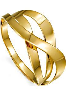 Gargantilha Em Ouro Estrela De 7 Brilhantes - Gg15001