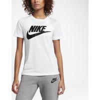 32a675c007f8c Camiseta Nike Sportswear Essential Hibrid Feminina