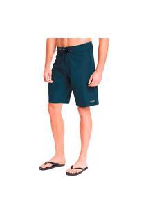 Bermuda Calvin Klein Swimwear Masculino D'Água Azul Marinho