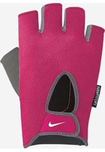 Luva De Treino Nike Fitness Fundamental Feminina