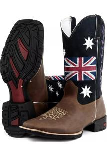 Bota Country Texana Ramon Boots Inglaterra