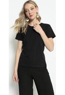 Camiseta Lisa- Preta- Us2Us2