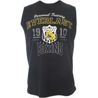 Camiseta Everlast Algodão Machão Básica - Masculino b95dfa077a708