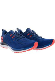 Tênis Olympikus Running Masculino Corre Azul Azul