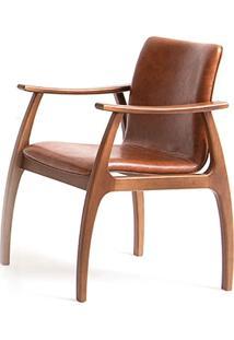 Cadeira Dafne Encosto E Assento Anatômico Design Atemporal E Moderno Design By Estúdio Casa A
