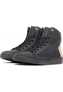 Tãªnis Sneaker K3 Fitness Evolution Preto - Preto - Feminino - Dafiti