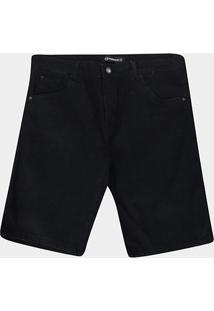 Bermuda Jeans Preston Plus Size Masculina - Masculino