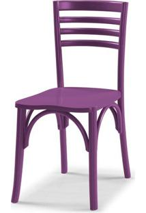 Cadeira Samara Cor Roxo - 31363 - Sun House