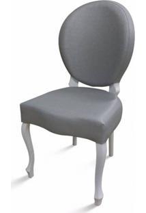 Cadeira Monalisa Em Madeira Maciça Com Pinturas E Tecidos Personalizáveis