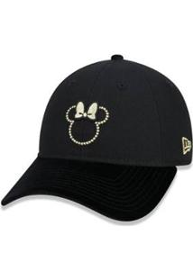 Bone Feminino 9Twenty Minie Mouse Walt Disney New Era - Unissex