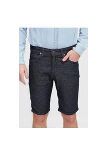 Bermuda Jeans Wrangler Slim Lisa Azul