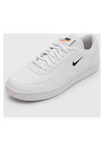 Tênis Nike Sportswear Court Vintage Branco