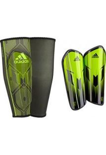 Caneleira Adidas Messi 10 Pro - Adidas