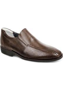Sapato Social Side Gore Sandro & Pullus Masculino - Masculino