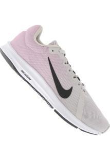 Tênis Nike Downshifter 8 Feminino Cinza Clarosa Cla