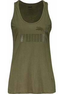 Regata Puma Sporty No1 Tank Feminina - Feminino 4fca550d56580