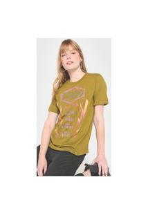 Camiseta Triton Strong Verde
