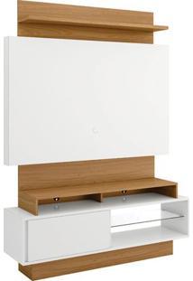Painel Para Tv- Freijó & Off White- 193X141X35Cmdalla Costa