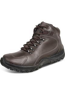 Bota Adventure Sandro Republic Trails Marrom Escuro