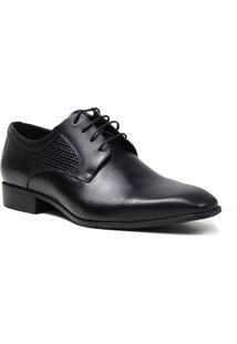 Sapato Social Masculino Zariff Em Couro
