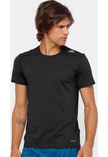Camiseta Adidas Tf Base Fitted M Masculino - Masculino 3445ba7493820