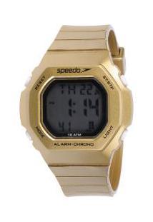 Relógio Digital Speedo 80615L0 - Feminino - Ouro