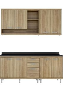 Cozinha Compacta Carlos Iii 8 Pt 3 Gv Argila