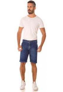 Bermuda Jeans Express Melck Masculina - Masculino