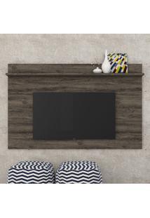 Painel Para Tv Lorenzo 180 Cm 458025 Vulcano - Madetec